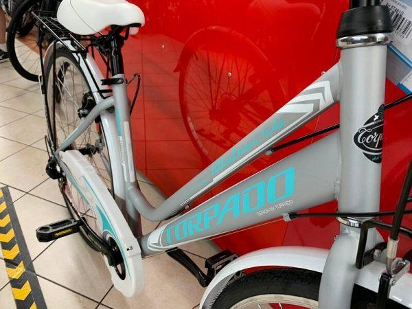 Torpado Albatros. City Bike Verona. Bici per la città. RMC negozio di biciclettTorpado Albatros. City Bike Verona. Bici per la città. RMC negozio di biciclette Veronae Verona