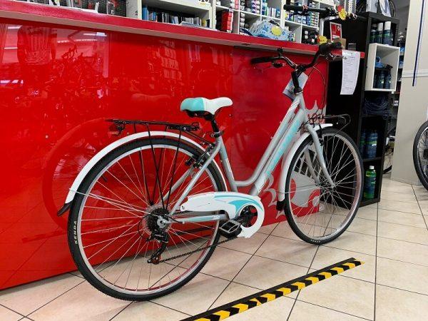 Torpado Albatros. City Bike Verona. Bici per la città. RMC negozio di biciclette Verona