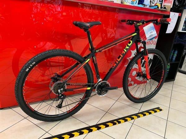 "Torpado Icaro 29"" nera. Bici MTB Mountain Bike Verona. RMC negozio di biciclette."