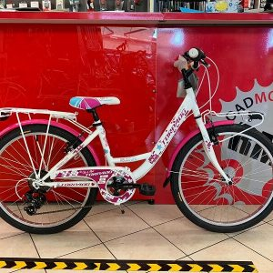 """Torpado Kelly rosa 24"""" MTB ragazza – Mountain Bike Bici Bimba - bicicletta da bambina a Verona"""