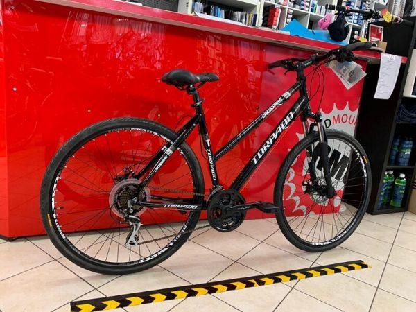 Torpado T816 Ibrida Donna. City Bike Verona. Bici per la città. RMC negozio di biciclette Verona