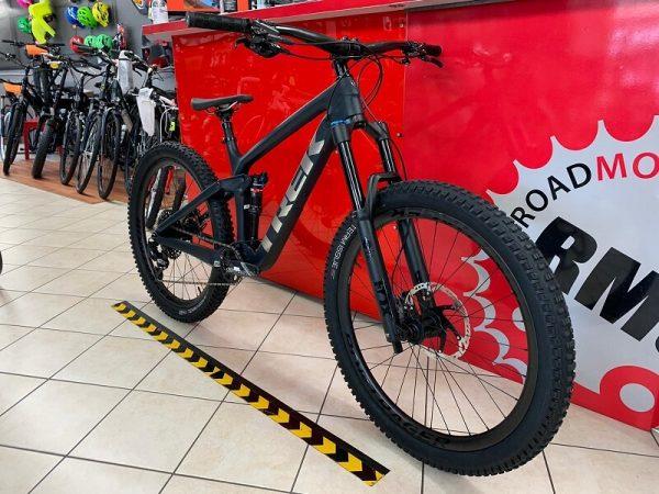 Trek Remedy 9.8 27.5. Bici MTB Mountain Bike Verona. RMC negozio di biciclette a Verona