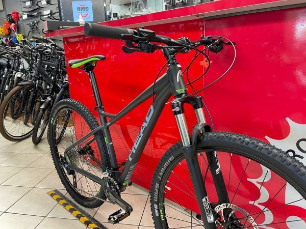 "Bici Head X Rubi 29"" nera. Bicicletta MTB Mountain Bike Verona"
