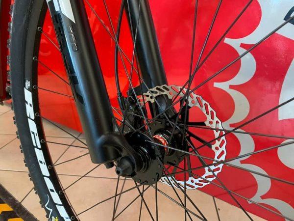 "Bici RMC Gold-Line 29"" rossa. Bicicletta MTB Mountain Bike Verona"