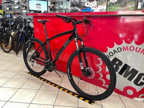 "Bici RMC Silver-Line 29"" Nera. Bicicletta MTB Mountain Bike Verona"