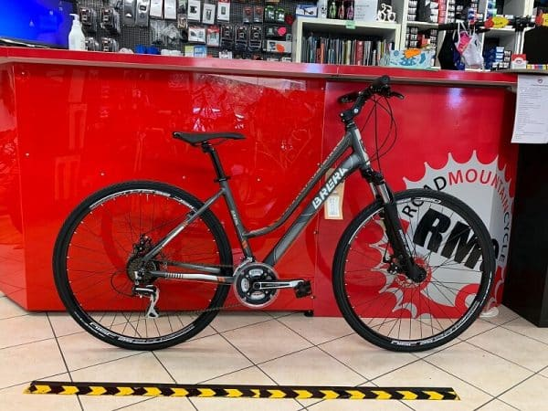 Brera Amsterdam Cross ibrida donna City Bike Verona. Bici per città. RMC negozio di biciclette