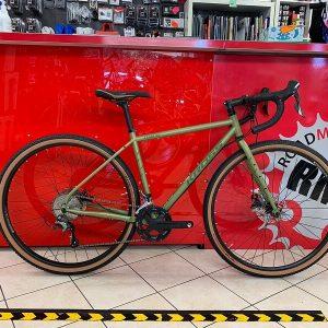 Cross Esker 4.0 GRAVEL. Bici da strada Verona. Bicicletta da corsa. RMC negozio di bici bici