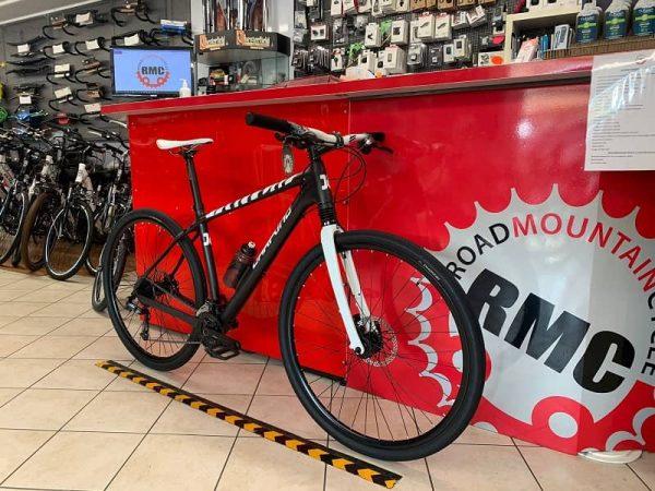 Gravel CARBONIO DarKing Flat Bar. Bici da strada Verona. Bici da corsa