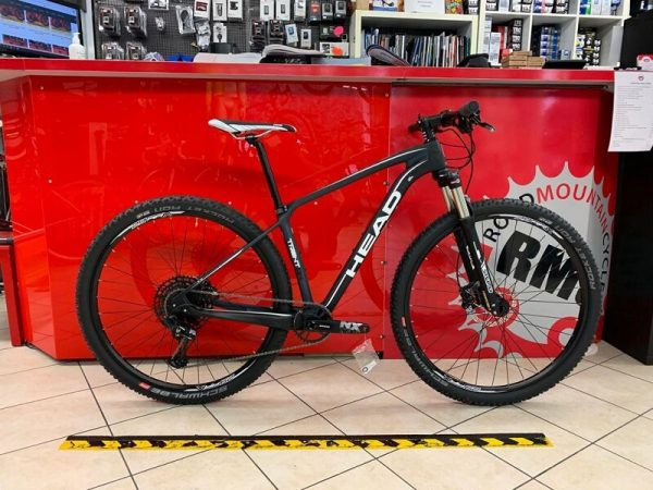 MTB Head 29 Carbonio. Bici MTB Mountain Bike Verona. RMC negozio di biciclette a Verona