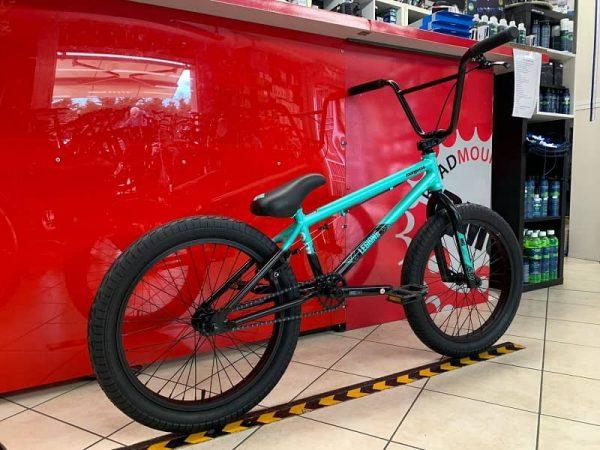 Mongoose Legion azzurra. Bici BMX Freestyle e street a Verona