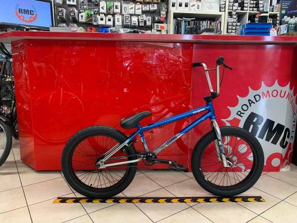 Mongoose Legion blu. Bici BMX Freestyle e street a Verona