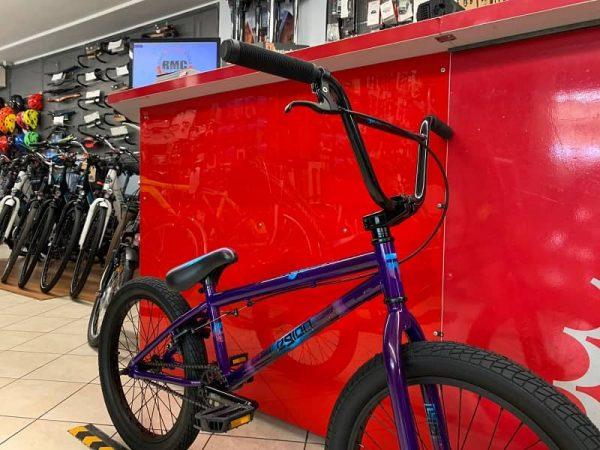 Mongoose Legion. Bici BMX Freestyle e street a Verona viola. Bici BMX Freestyle e street a Verona