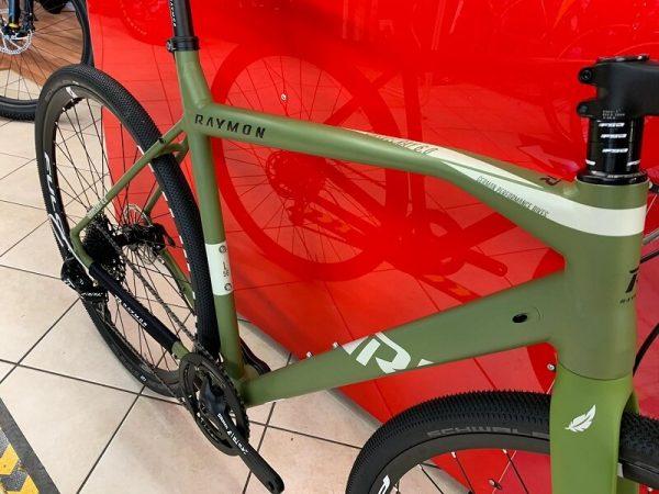 Raymon Gravelray 6.0 GRAVEL. Bici da strada Verona. Bicicletta da corsa. RMC negozio di bici bici