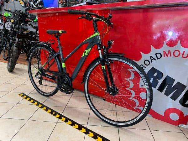Raymon Tourray 2.0 donna City Bike Verona. Bici per città. RMC negozio di biciclette. Trekking.