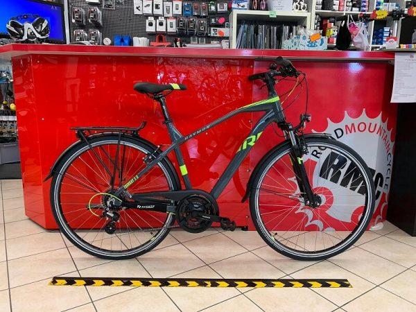 Raymon Tourray 2.0 uomo City Bike Verona. Bici per città. RMC negozio di biciclette. Trekking.