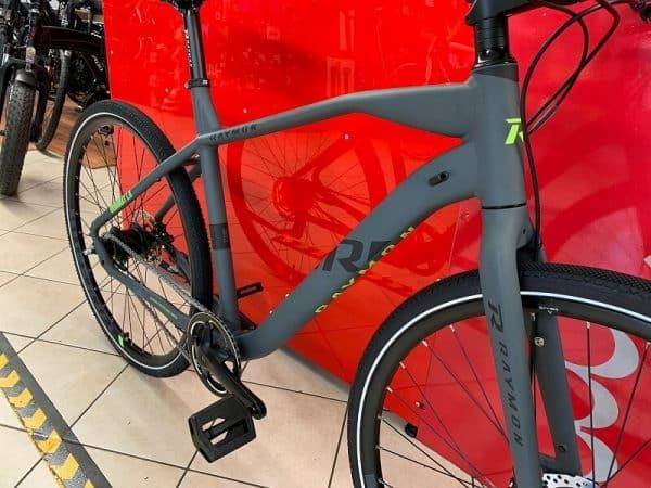 Raymon Urbanray 1.0 uomo City Bike Verona. Bici per città. RMC negozio di biciclette. Trekking.
