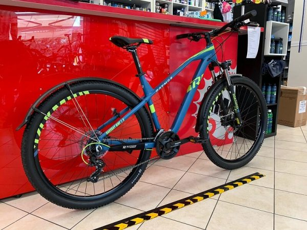 """Raymond Hardray Seven 1.5 29"""" equipaggiata Bici MTB Mountain Bike Verona. RMC negozio di biciclette"""