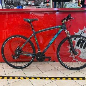Rollmar Trekking uomo blu City Bike Verona. Bici per città. RMC negozio di biciclette