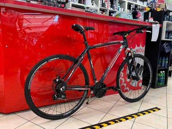 Rollmar Trekking uomo nera City Bike Verona. Bici per città. RMC negozio di biciclette