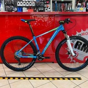 """Torpado Ribot Z azzurra 29"""". Bici MTB Mountain Bike Verona. RMC negozio di biciclette a Verona"""