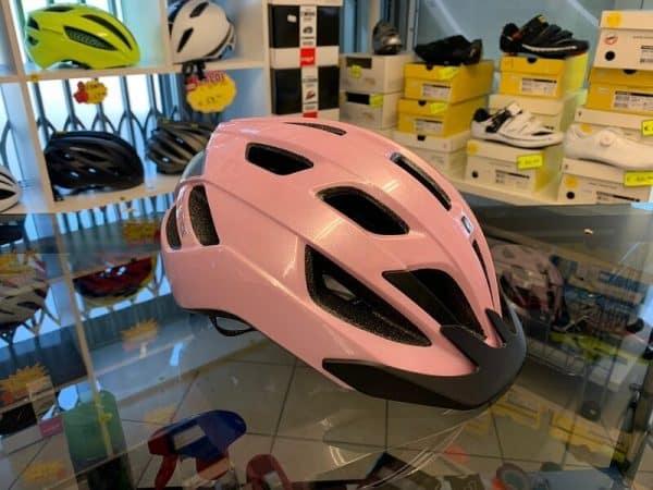 Casco Bontrager Solstice MIPS rosa. Caschi MTB bici Mountain Bike. RMC negozio biciclette Verona