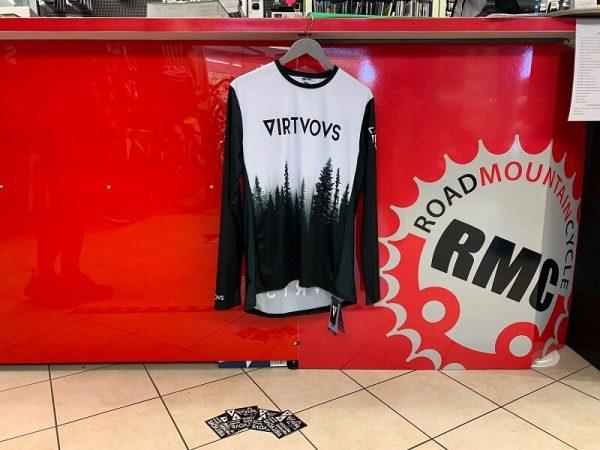 Maglie Freeride Virtuous. Abbigliamento sportivo bici Verona. RMC negozio di biciclette Villafranca