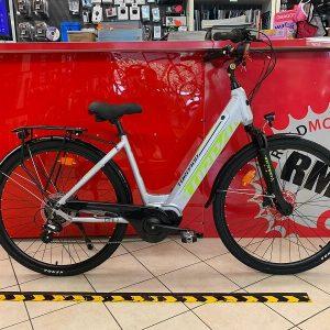 Torpado Ether. Bici elettrica bicicletta e-bike. RMC negozio di bici a Verona. Pedalata assistita