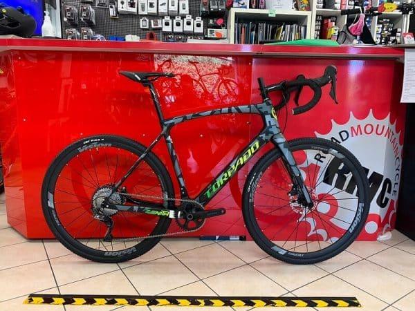 Torpado Zenith Gravel. Bicicletta gravel. Bici ciclocross Verona. RMC negozio di bici bici