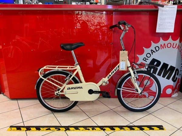 Brera Pieghevole grazziella 20 City Bike Verona. Bici per città. RMC negozio di biciclette