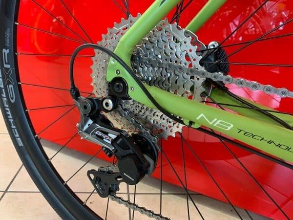 Gravel Head. Bici da strada Verona bici da corsa RMC negozio vendita e riparazione biciclette Verona