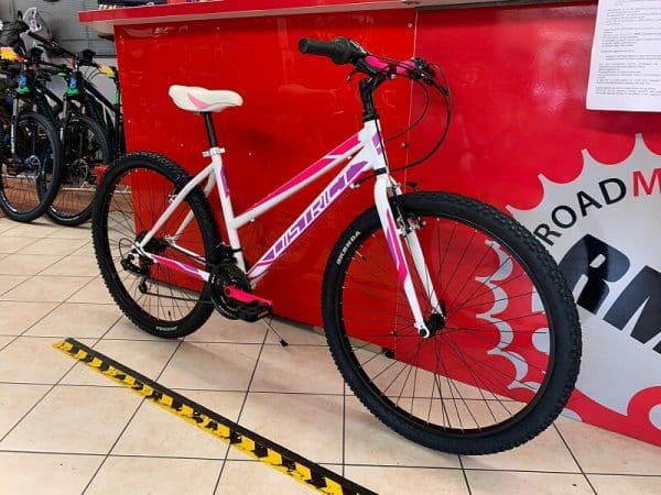 "MTB donna 26"" Distric. Bici MTB Mountain Bike Verona. RMC negozio di biciclette a Verona"