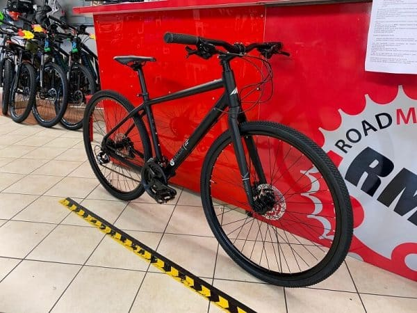 Mbm Ibrida Maxilux Trekking City Bike Verona. Bici per città. RMC negozio di biciclette. Trekking