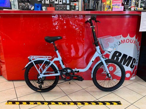 Mbm Kangaroo Pieghevole 20 bici City Bike Verona. Bici per città. RMC negozio di biciclette
