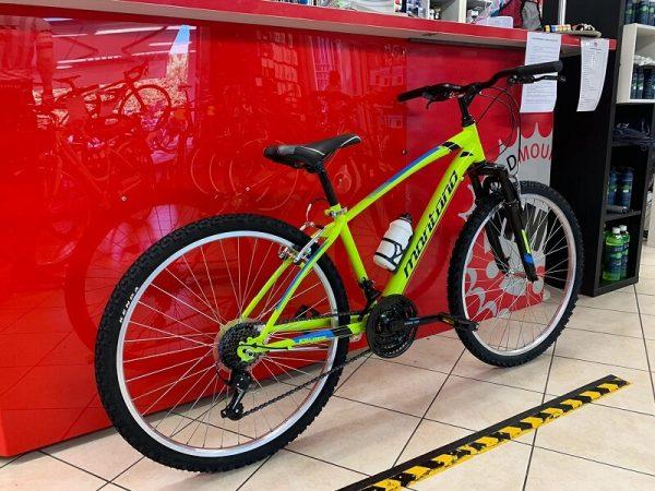 """Montana Mtb 26"""" gialla Bici MTB Mountain Bike Verona. RMC negozio di biciclette a Verona"""
