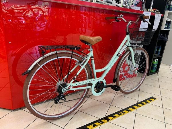 Montana Streetland 28 donna City Bike Verona. Bici per città. RMC negozio di biciclette