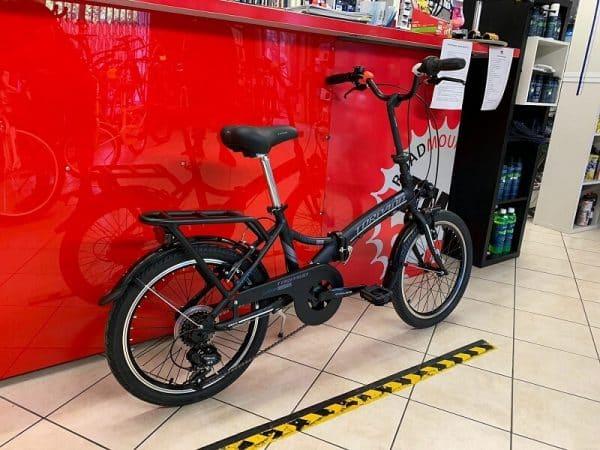 Torpado Pieghevole grazziella 20 City Bike Verona. Bici per città. RMC negozio di biciclette