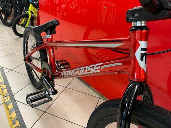 BMX Moongose Pro XL. Bmx Race - Bicicletta BMX Verona - RMC negozio di bici Verona