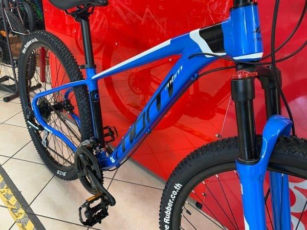 """MBM Quark 29"""" blu MTB Bici Mountain Bike Verona. RMC negozio e riparazioni di biciclette a Verona"""
