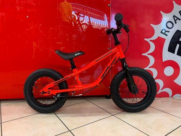 Push Bike bimbo BRN Bici bambino. MTB Mountain Bike Verona. RMC negozio di biciclette a Verona