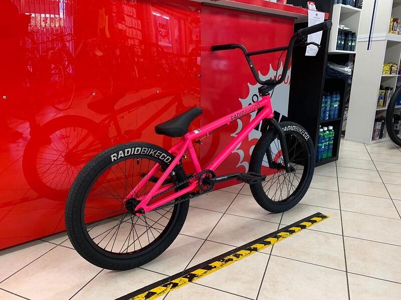RADIO Bici BMX Freestyle, street, dirt Verona Biciclette RMC