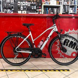 Raymon Tourray 3.0 donna. City Bike Verona. Bici per città. RMC negozio di biciclette a Verona