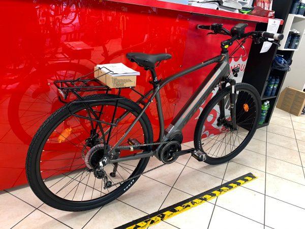 Torpado Eros Ibrida Elettrica. Bici elettrica bicicletta e-bike Verona. RMC negozio di bici a Verona