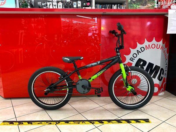 "Bmx Freestyle Montana 20"". Bici bmx freestyle a Verona. RMC negozio di biciclette a Verona"
