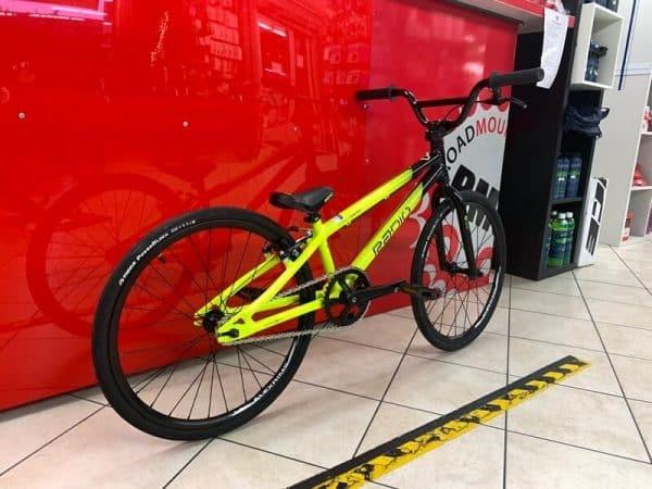 Bmx Race RADIO Cobalt. Bici BMX Race Verona. RMC negozio di biciclette a Verona