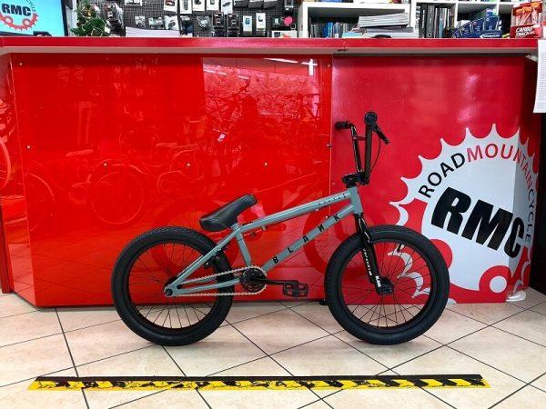 "Bmx Street 18"" grigio scuro. Bmx Street Verona. Bicicletta BMX Verona. RMC negozio di bici Verona"