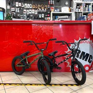 "Bmx freestyle 16"". Bmx freestyle Verona. Bicicletta BMX Verona. RMC negozio di bici Verona"