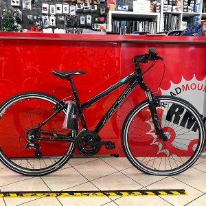 Kross Trekking donna. City Bike Verona. Bici per città. RMC negozio di biciclette. Trekking