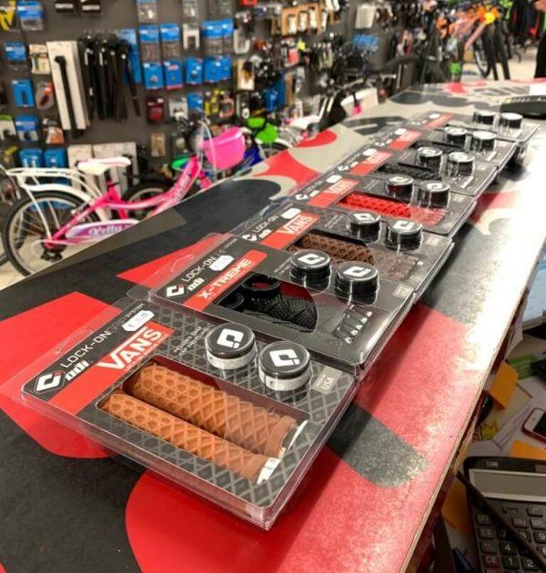 Manopole Odi Grips - Accessori per bici - RMC negozio di biciclette a Verona