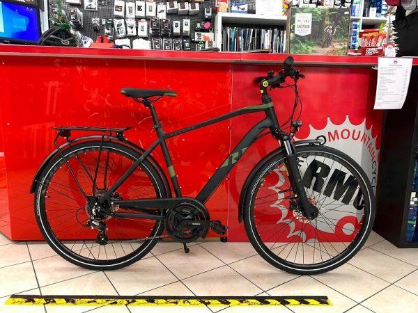 Raymon Tourray 2.0 uomo Trekking City Bike Verona. Bici per città. RMC negozio di biciclette