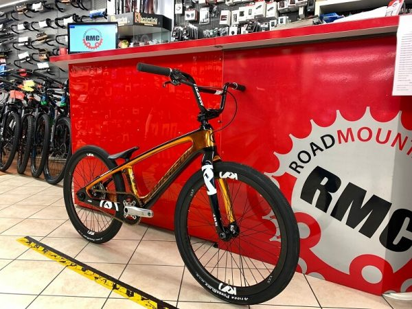 BMX Cruiser PROPHECY Scud EVO 3. Bici BMX Race Verona. RMC negozio di biciclette a Verona